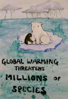 global warming by like-textas