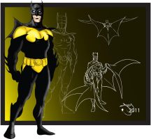 the Bat for HVM by JOEYDES