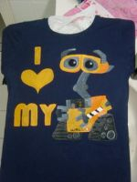 I Heart My WALLE by lilhazelstar