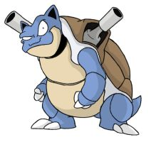 009 - Blastoise by Winter-Freak
