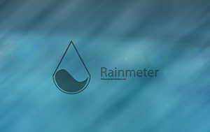 Rainmeter Serenity by theumad