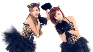 T-ara png [render] by Sellscarol