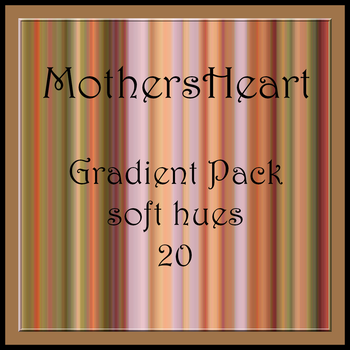 Soft Gradient Pack by MothersHeart