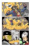 Planet AFL Fight 1 Page 4 by Gaston25