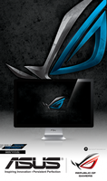 Asus Rog 4k Blue by Sc0uT10