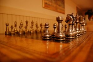 Chess Set by TheBabs