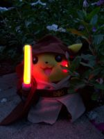 The Force is Strong with Chu by pikabellechu