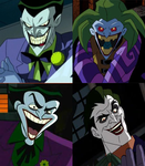 Favourite Joker Performances by Dark-Carioca