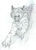 Tatt Design - Tiger, final by cryztaldreamz