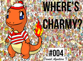 charmander-DAT- by PokeDal