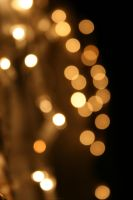 Bokeh lights 05 by Dom410