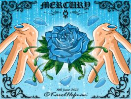 The Royal Rose of Princess Mercury by KarolHofman