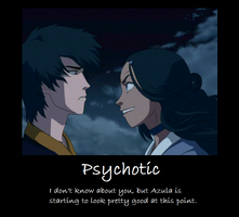 Psychotic - Avatar Poster by the-rose-of-tralee