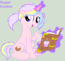 Sugar Cookie by NebulousDrift-Stable