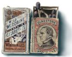 Antique Matchboxes by Krats