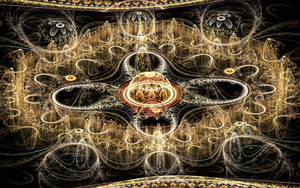 Sphere- Grand Julian Fractal by Steblu