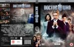 DOCTOR WHO SERIES 9 DVD COVER by MrPacinoHead