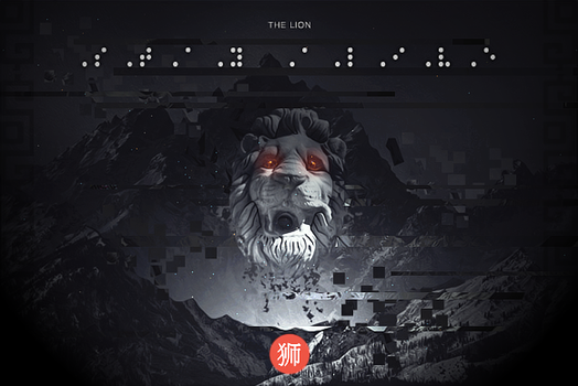 The Lion by J-Zino