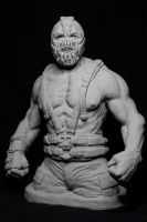 Bane Sculpture by Danwhitedesigns