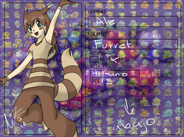 Ale :...: Furret by josand