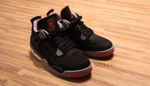 Black Cement 4s - 1 by BBoyKai91
