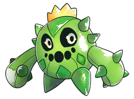 Cacnea by PaperCactus