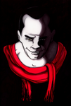 Negan: Sin With A Grin by lupienne