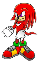 Awesome Knuckles by piplup-fan-77
