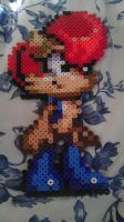 Sally Acorn Bead Sprite by spaceman022