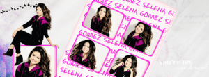Selena Gomez Facebook Cover by sellyismyqueen22
