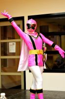 Everchanging as the wind, Mystic Force Pink Ranger by ICninjas