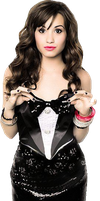 Demi Lovato png by AbbyDesings