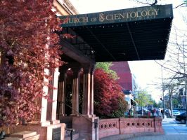 Founding Church of Scientology by 44NATHAN