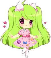 Chibthingcandymeow By Cutesu-dao17h5 by Candy-Meow