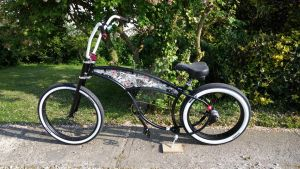 New Creation  (stretched cruiser) by bentley46