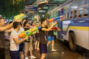 Songkran VII by pasiasty