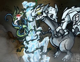 Serperior used Vine whip! by Songficcer