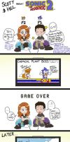 Sonic 2: Replayed by tigerangel
