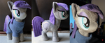 Maude Pie Plush by Cryptic-Enigma