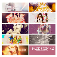 Pack sign #2 by Shawolki