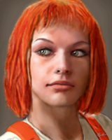 Leeloo by TigerK0690