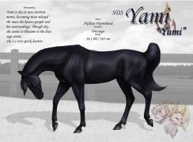 SDS Yami by FlareAndIcicle