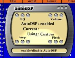 Sonique AutoDSP 1 by jacoby