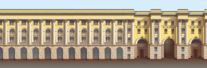 Building MIA of Russia, Moscow by Legartis