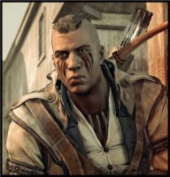 Connor Kenway by TheCavalryman13