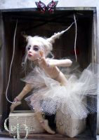 ballerina BJD BB by cdlitestudio