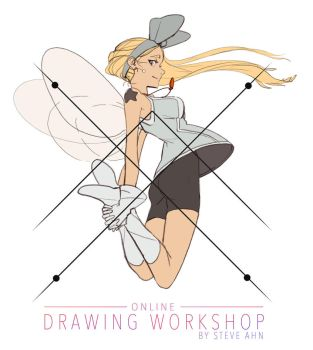 Upcoming Drawing Workshop by SteveAhn