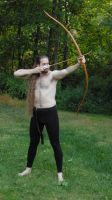 Daven the Archer 18 by LinzStock