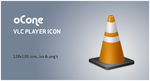oCone - VLC icon by whyred