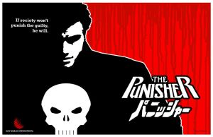 the Punisher by Hartter